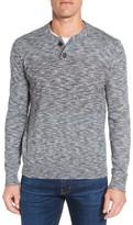 Grayers &Marlborough& Cotton & Wool Henley Sweater