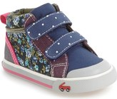 See Kai Run 'Kya' Sneaker (Baby, Walker, Toddler & Little Kid)