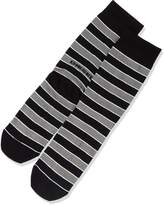 Diesel Men's Ray-Allover Stripes Sock