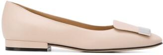 Sergio Rossi Low Heel Ballerina Shoes