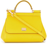 Dolce & Gabbana small Sicily tote - women - Calf Leather - One Size