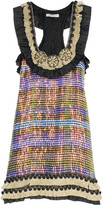 Atomic beaded dress