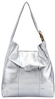 John Lewis Andrea Leather Large Shoulder Bag