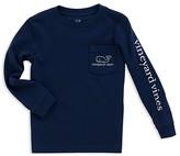 Vineyard Vines Boys' Vintage Whale Long-Sleeve Tee - Sizes 4-7