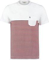 Original Penguin Ryda Print Tshirt Bright White