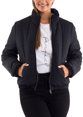 All About Eve Amber Puffer Jacket