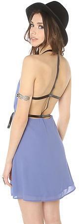 *MKL Collective The Killer Dress in Blue