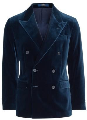 Ralph Lauren Polo Velvet Tuxedo Jacket