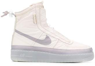 Nike Force 1 Shell high-top sneakers