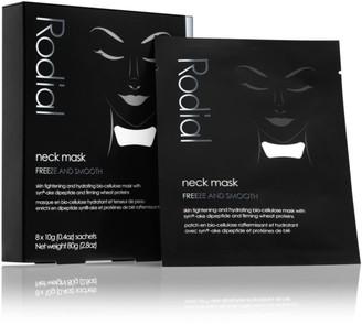 Rodial Eight-Piece Neck Masks
