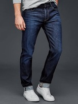 Gap STRETCH 1969 selvedge skinny fit jeans