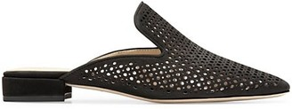 Cole Haan Paula Perforated Leather Mules
