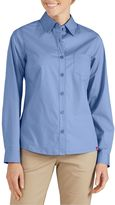 Dickies Poplin Shirt - Women's