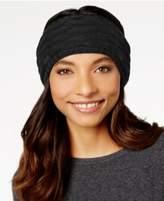 Echo Fleece-Lined Cable-Knit Headband