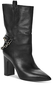 Valentino Women's Chain & Studded Boots