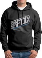 Sarah Men's Fox Racing Mens Diction Tech Short-Sleeve Shirt Medium Hoodie L