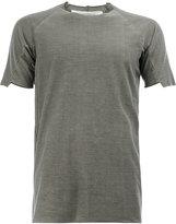 Individual Sentiments short panel sleeve T-shirt - men - Cotton - 1