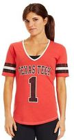 Under Armour Women's Under Armour Legacy Texas Tech Sleeve Stripe T-Shirt