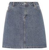 A.P.C. Standard denim skirt