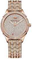 Juicy Couture Women's Arianna Crystal Bracelet Watch