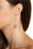 Melinda Maria Jasmine Chain Ear Threaders