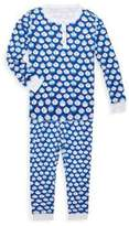 Roller Rabbit Baby Boy's, Toddler's, Little Boy's& Boy's Two-Piece Snowmen Pima Cotton Pajama Set