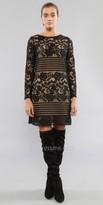 Julian Chang Vanessa Long Sleeve Lace Dress