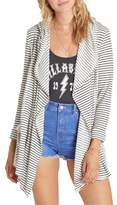 Billabong Women's Make Way Hooded Cardigan