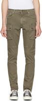 Belstaff Green Westward Jeans