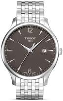 Tissot Tradition Men's Anthracite Quartz Classic Watch, 42mm