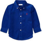 Ralph Lauren Cotton Corduroy Shirt