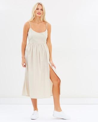 Atmos & Here Hayat Midi Dress