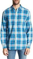 Lucky Brand Doubleweave Mason Classic Fit Workwear Shirt