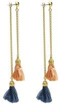 Ben-Amun Venetian Breeze Tassel Drop Earrings