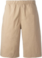 Paul Smith stretch-waist shorts - men - Cotton - 36