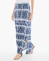 Chico's Breezy Tie-Dye Maxi Skirt