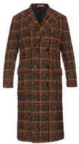 Bottega Veneta Double-breasted tweed coat