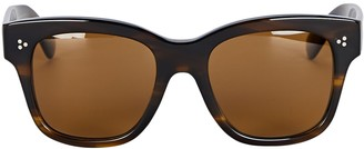 Oliver Peoples Melery Square Sunglasses