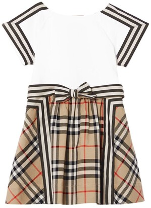 Burberry Kids Vintage Check Dress (6-24 Months)