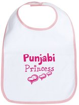 CafePress - Makhan's - Cute Cloth Baby Bib, Toddler Bib