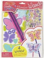 Melissa & Doug Simply Crafty - Whimsical Wands