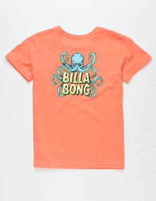 Billabong Love Craft Little Boys T-Shirt (4-7)