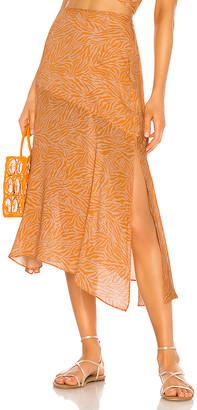 SUBOO Sienna Midi Skirt