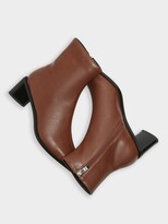 Thumbnail for your product : Therapy Womens Sierra Ankle Boots in Tan