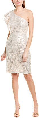 Trina Turk Launch Mini Dress