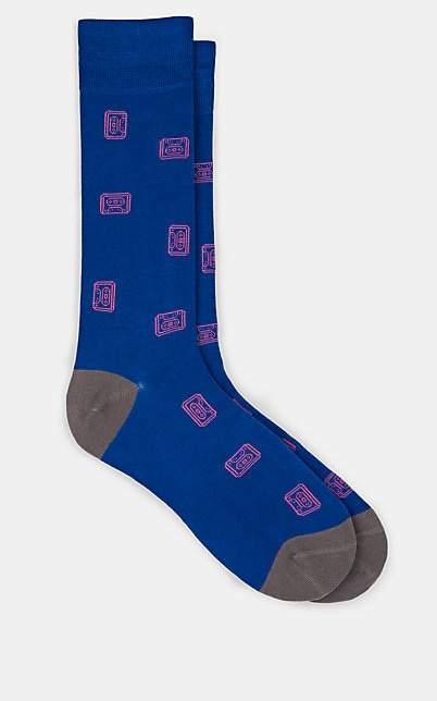 d5a3624fc71bc4 Mens Socks Motif - ShopStyle