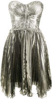 Maria Lucia Hohan Loli pleated bandeau dress