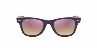 Ray Ban Junior RAY-BAN JUNIOR Kids' RJ9066S Wayfarer Kids Sunglasses