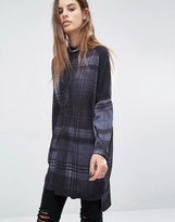 Religion Tunic Shirt In Check