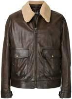 Belstaff Mentmore aviator jacket